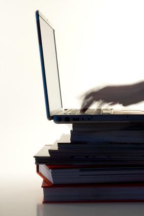 Blogger Hands