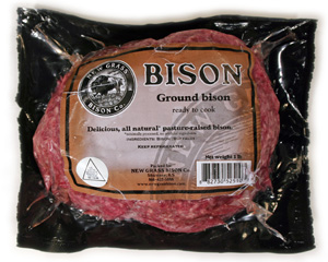 New Grass Ground Bison