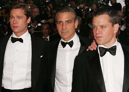 Clooney and Co. in Cannes