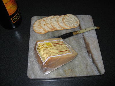 Say Cheese Tray