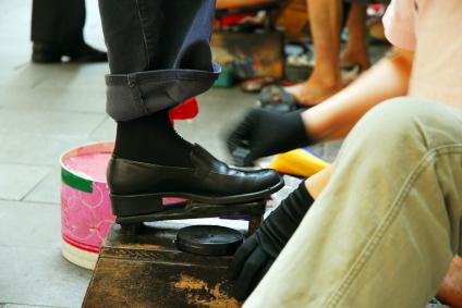 Shoe Shine 1