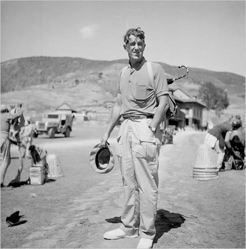 Sir Edmund Hillary, Nepal 1963