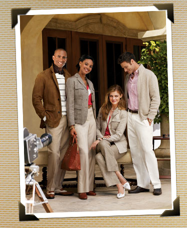 Brooks Brothers Spring 2008
