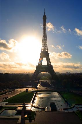 Sunrise Trocadéro