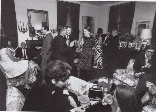 A Party at the Bernstein\'s 1967