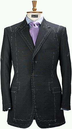 A jacket by Henry Poole and Co.