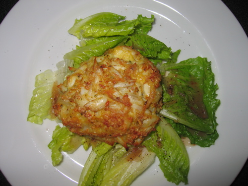 Easy and Elegant Crab Cakes