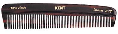 The Kent R7 model Comb from Bayside Brush Co.