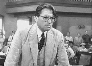 Gary Cooper as Atticus Finch via yarnstorm.blogspot.com