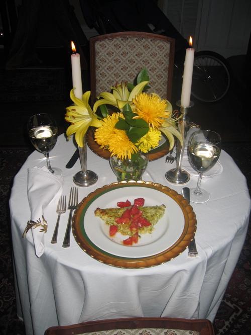 Easy and Elegant Life Zucchini Pie