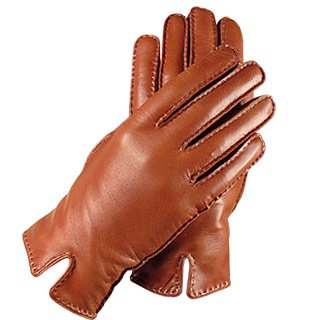 Italian Leather, Cashmere lined Gloves by Forzieri