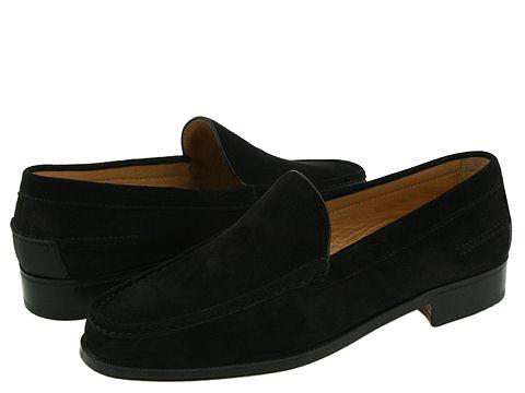 Gravati\'s Suede Loafer via Zappos Couture