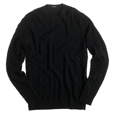 The Spencer Sweater in Wool by J. Crew