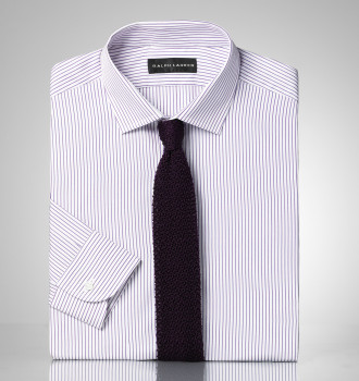 The Sloane Model Shirt by Ralph Lauren Black Label