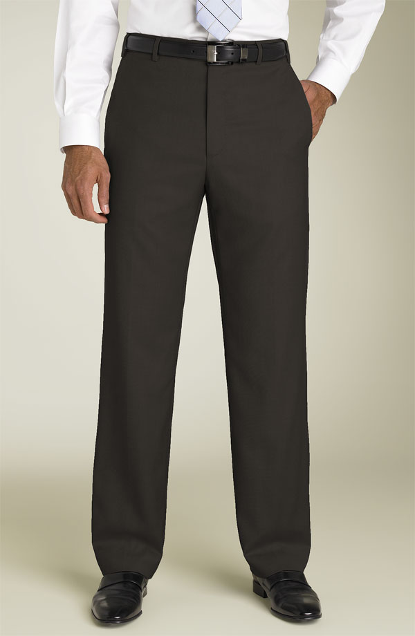 Zanella\'s Todd Model Trouser via Nordstrom