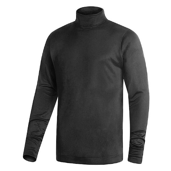 Terramar Silk Rollneck via Sierra Trading Post