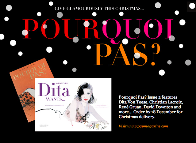 Pourquoi Pas? Magazine Issue 2