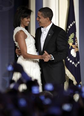 Obama Inauguration via AP