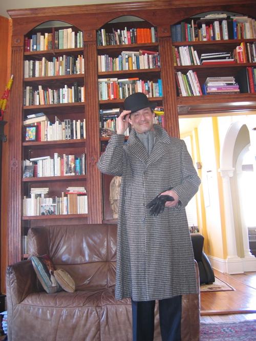 bowlerhoundstoothcoat