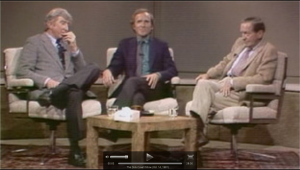 The Dick Cavett Show with John Cheever and John Updike