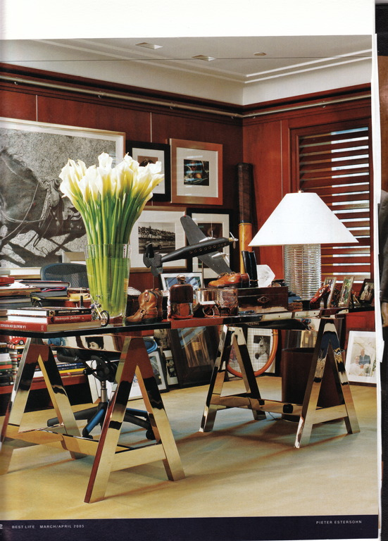 Ralph Lauren's Office