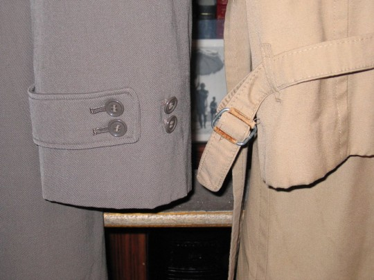 CuffDetailTrenchCoat