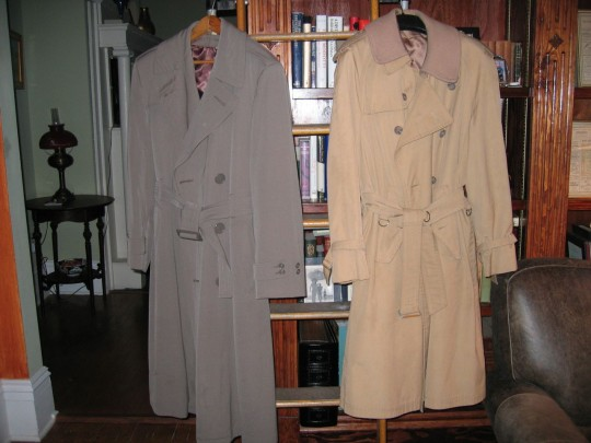 Dad'sTrenchCoats