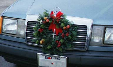 Car-wreath