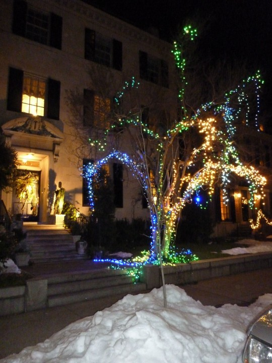 ... This Entry Was Posted In Travel And Tagged Christmas Lights Monument  Avenue Richmond Va Bookmark The ...
