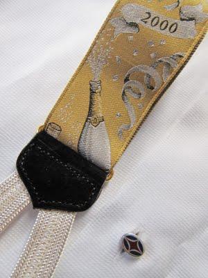 Talbott Shirt w Braces